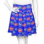 Superhero Skater Skirt (Personalized)