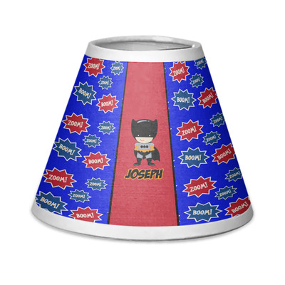 Superhero Chandelier Lamp Shade (Personalized)