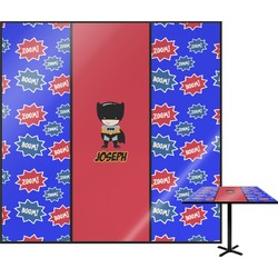 """Superhero Square Table Top - 24"""" (Personalized)"""