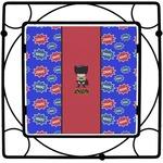 Superhero Square Trivet (Personalized)