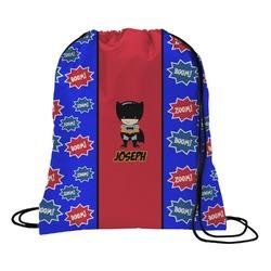 Superhero Drawstring Backpack (Personalized)