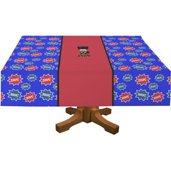 Superhero Tablecloth (Personalized)