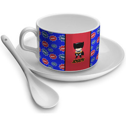 Superhero Tea Cup - Single (Personalized)