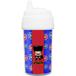Superhero Toddler Sippy Cup (Personalized)