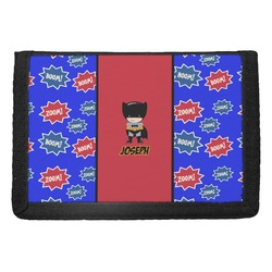Superhero Trifold Wallet (Personalized)