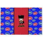 Superhero Woven Mat (Personalized)