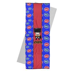 Superhero Yoga Mat Towel (Personalized)