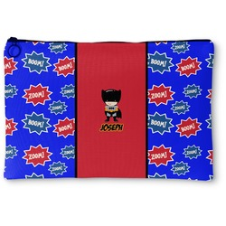 Superhero Zipper Pouch (Personalized)