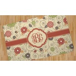 Fall Flowers Area Rug (Personalized)