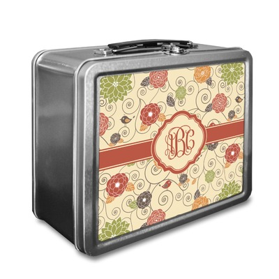 Fall Flowers Lunch Box (Personalized)