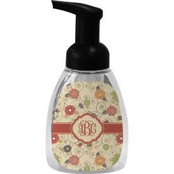 Fall Flowers Foam Soap Dispenser (Personalized)