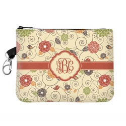 Fall Flowers Golf Accessories Bag (Personalized)