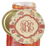 Fall Flowers Jar Opener (Personalized)
