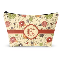 Fall Flowers Makeup Bags (Personalized)