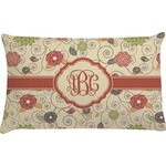 Fall Flowers Pillow Case (Personalized)