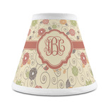 Fall Flowers Chandelier Lamp Shade (Personalized)
