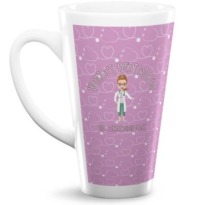 Doctor Avatar 16 Oz Latte Mug (Personalized)