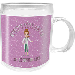 Doctor Avatar Acrylic Kids Mug (Personalized)