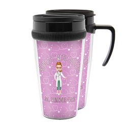 Doctor Avatar Acrylic Travel Mugs (Personalized)