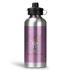 Doctor Avatar Water Bottle - Aluminum - 20 oz (Personalized)