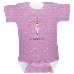Doctor Avatar Baby Bodysuit 0-3 (Personalized)