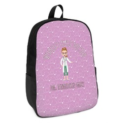 Doctor Avatar Kids Backpack (Personalized)