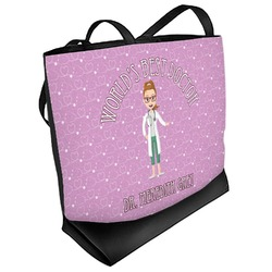 Doctor Avatar Beach Tote Bag (Personalized)