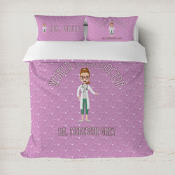 Doctor Avatar Duvet Covers (Personalized)