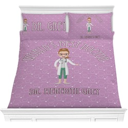 Doctor Avatar Comforters (Personalized)