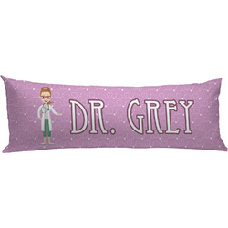Doctor Avatar Body Pillow Case (Personalized)