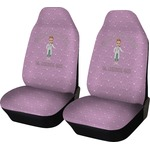 Doctor Avatar Car Seat Covers (Set of Two) (Personalized)