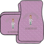 Doctor Avatar Car Floor Mats (Personalized)