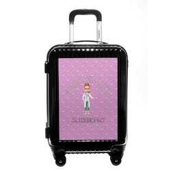 Doctor Avatar Carry On Hard Shell Suitcase (Personalized)