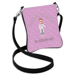 Doctor Avatar Cross Body Bag - 2 Sizes (Personalized)