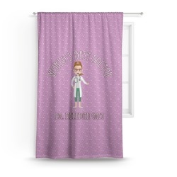 Doctor Avatar Curtain (Personalized)