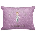 "Doctor Avatar Decorative Baby Pillowcase - 16""x12"" (Personalized)"