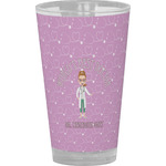 Doctor Avatar Drinking / Pint Glass (Personalized)