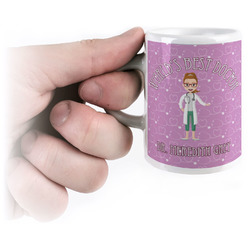 Doctor Avatar Espresso Cups (Personalized)