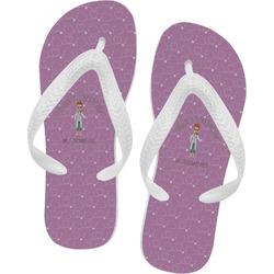 Doctor Avatar Flip Flops (Personalized)