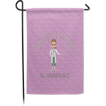 Doctor Avatar Garden Flag - Single or Double Sided (Personalized)