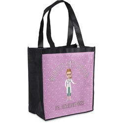 Doctor Avatar Grocery Bag (Personalized)