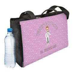 Doctor Avatar Ladies Workout Bag (Personalized)