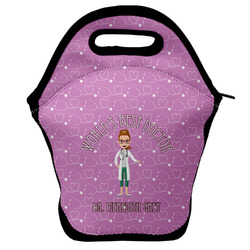 Doctor Avatar Lunch Bag w/ Name or Text