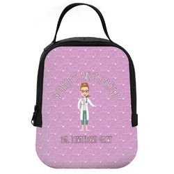 Doctor Avatar Neoprene Lunch Tote (Personalized)