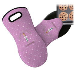 Doctor Avatar Neoprene Oven Mitt (Personalized)