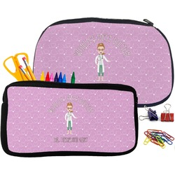 Doctor Avatar Pencil / School Supplies Bag (Personalized)