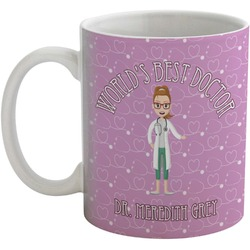 Doctor Avatar Coffee Mug (Personalized)