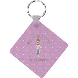Doctor Avatar Diamond Key Chain (Personalized)