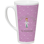 Doctor Avatar Latte Mug (Personalized)