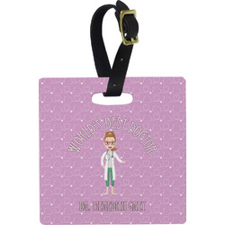 Doctor Avatar Luggage Tags (Personalized)